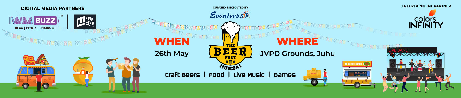 The Beer Fest, Mumbai