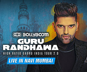 Bollyboom - Guru Randhawa India Tour 2.O Navi Mumbai
