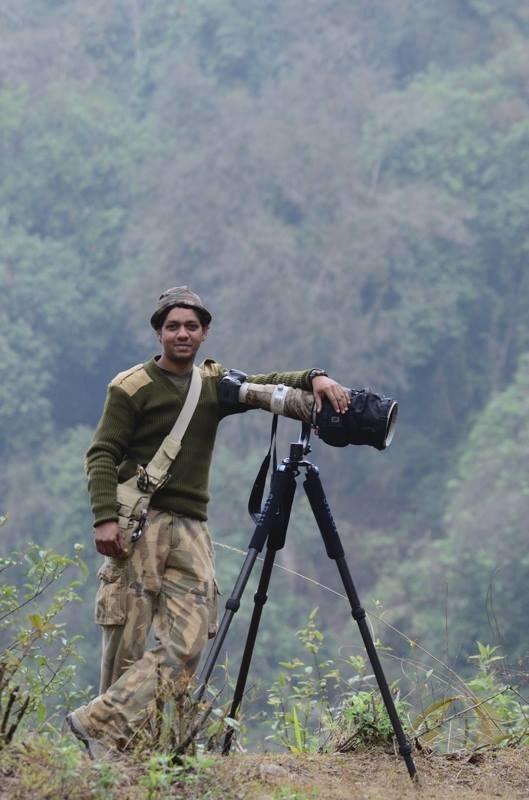 Wildlife photography is an expensive affair: Photographer Sagar Gosavi