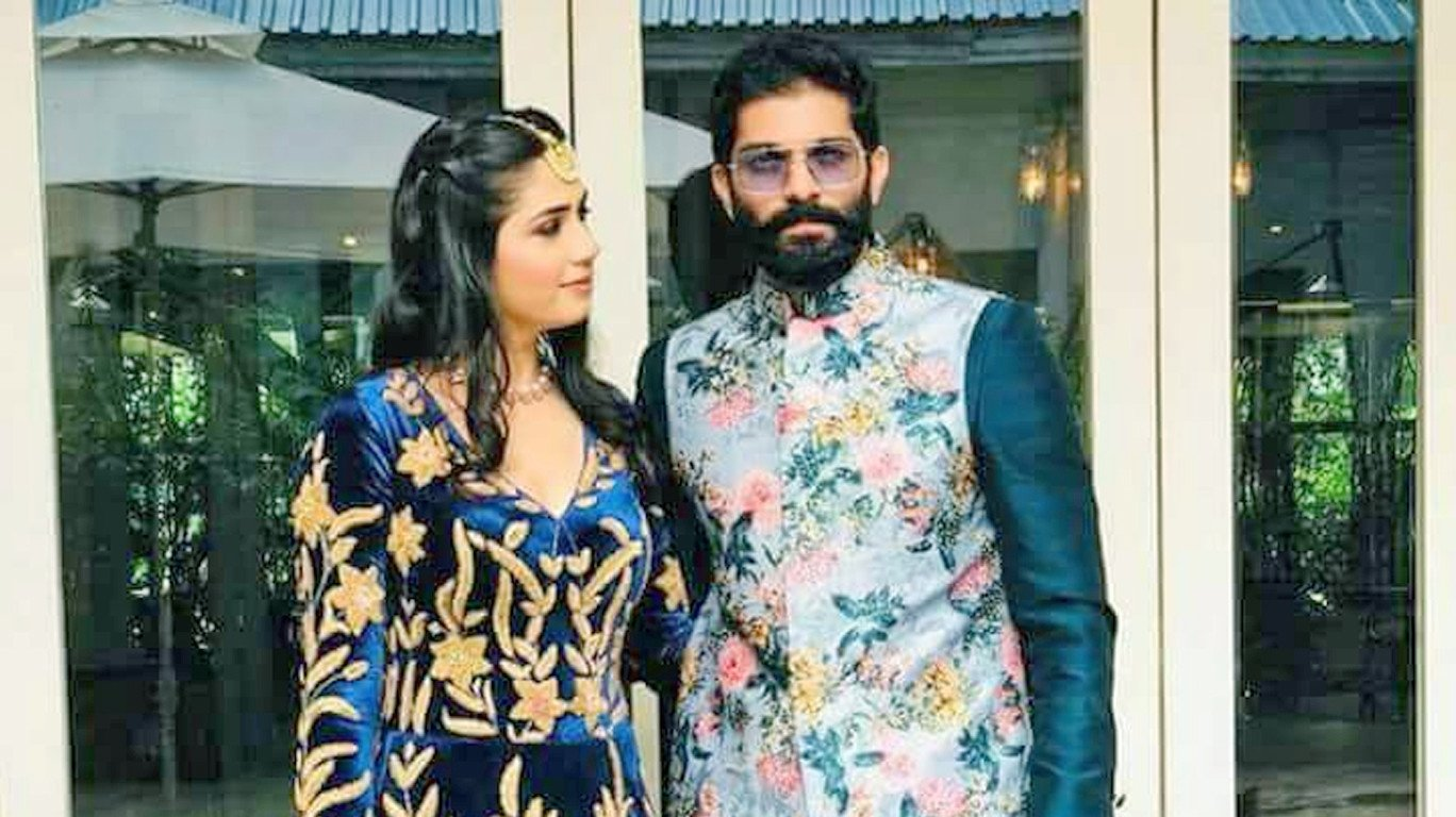 Raj Thackeray's son Amit Thackeray gets engaged to Mumbai-based fashion designer