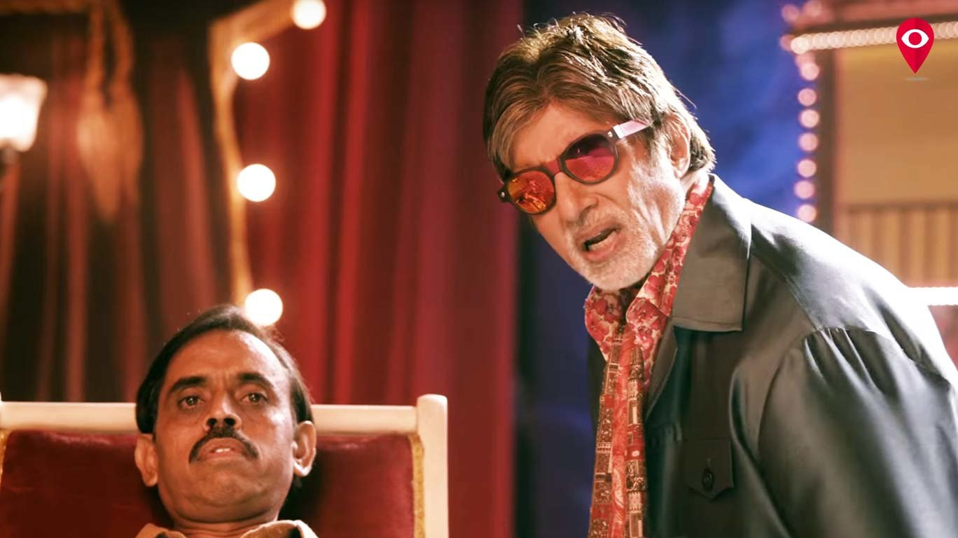 Big B as 'Raahat Raja Champiwala'