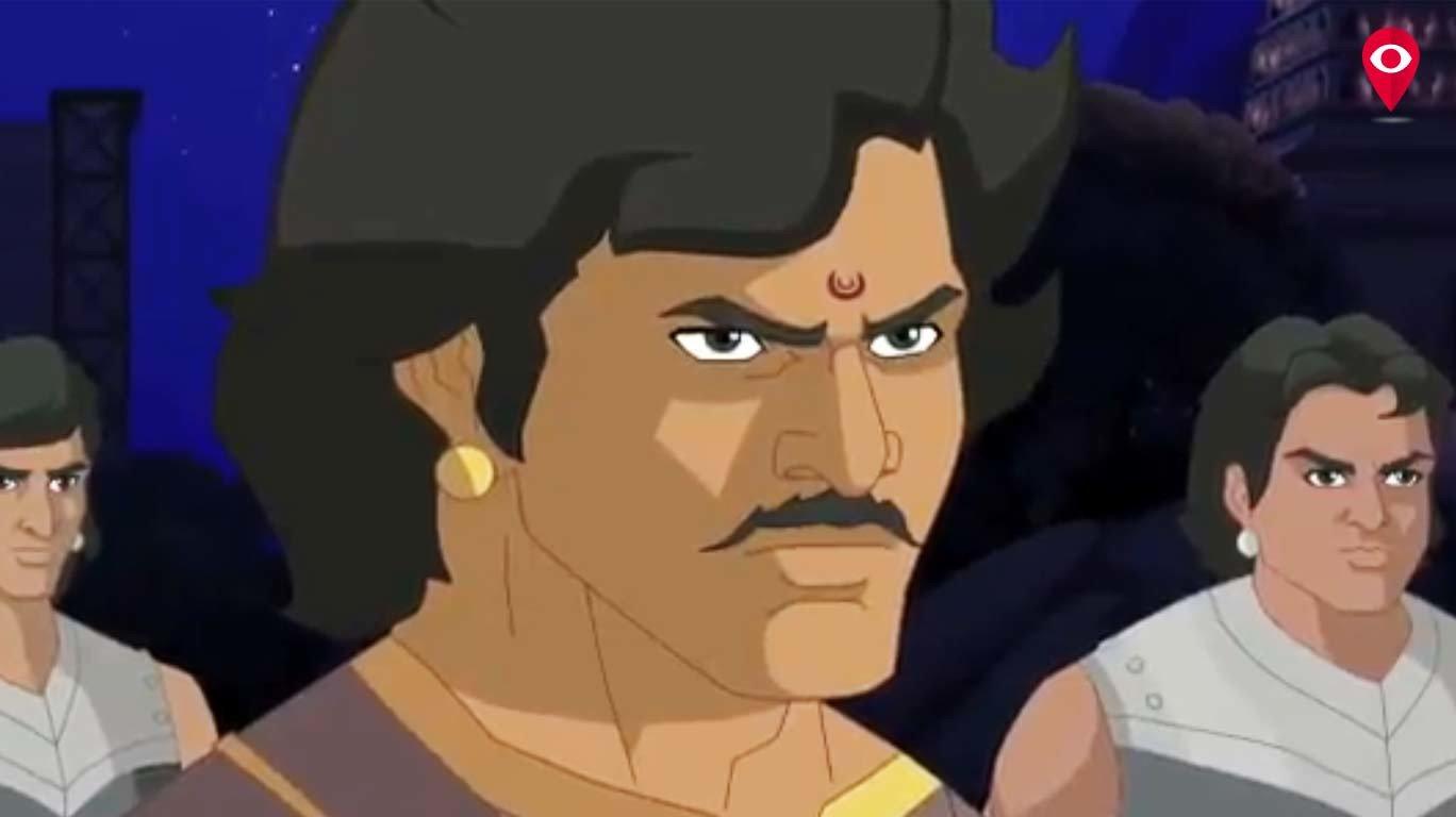 'बाहुबली: द लॉस्ट लेजंड्स' अॅनिमेटेड सिरीज