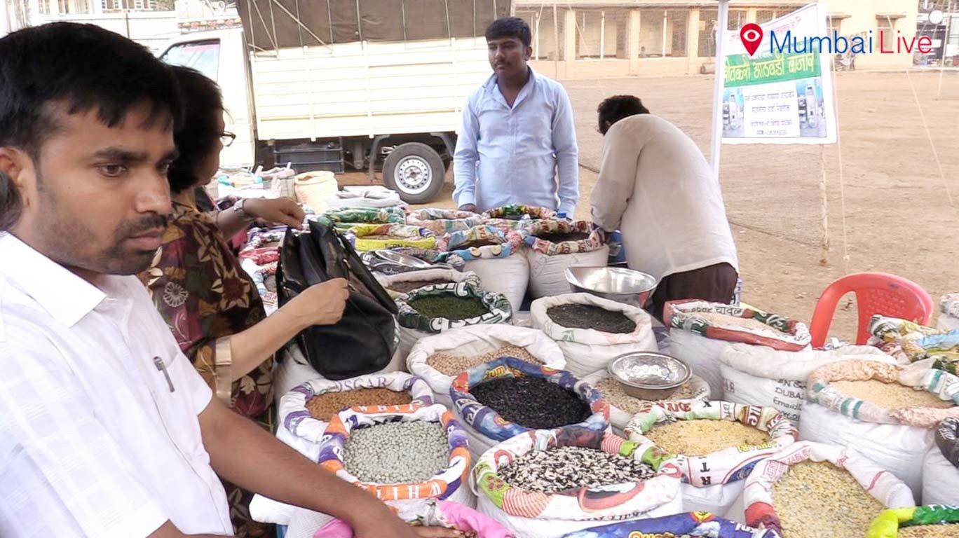Farmers weekly market a hit at Matunga