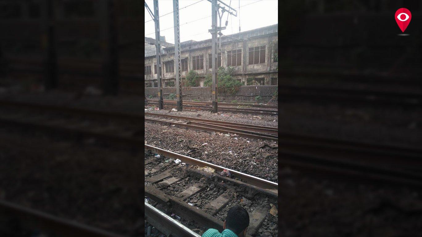 रेल्वे ट्रॅकवर पुन्हा घातपाताचा प्रयत्न? मस्जिद बंदरहून एकाला अटक