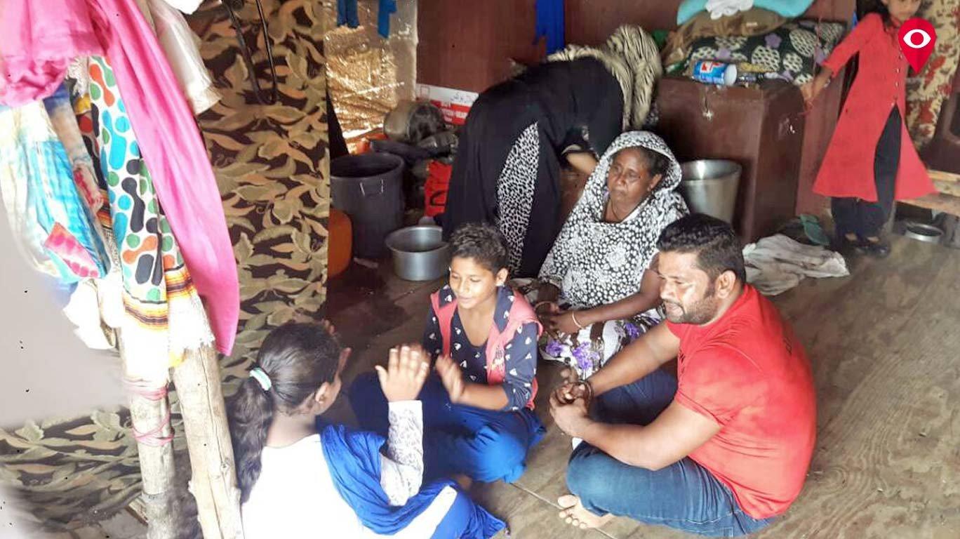 माहिमचा 'दंबग खान' करतोय जगण्यासाठी संघर्ष