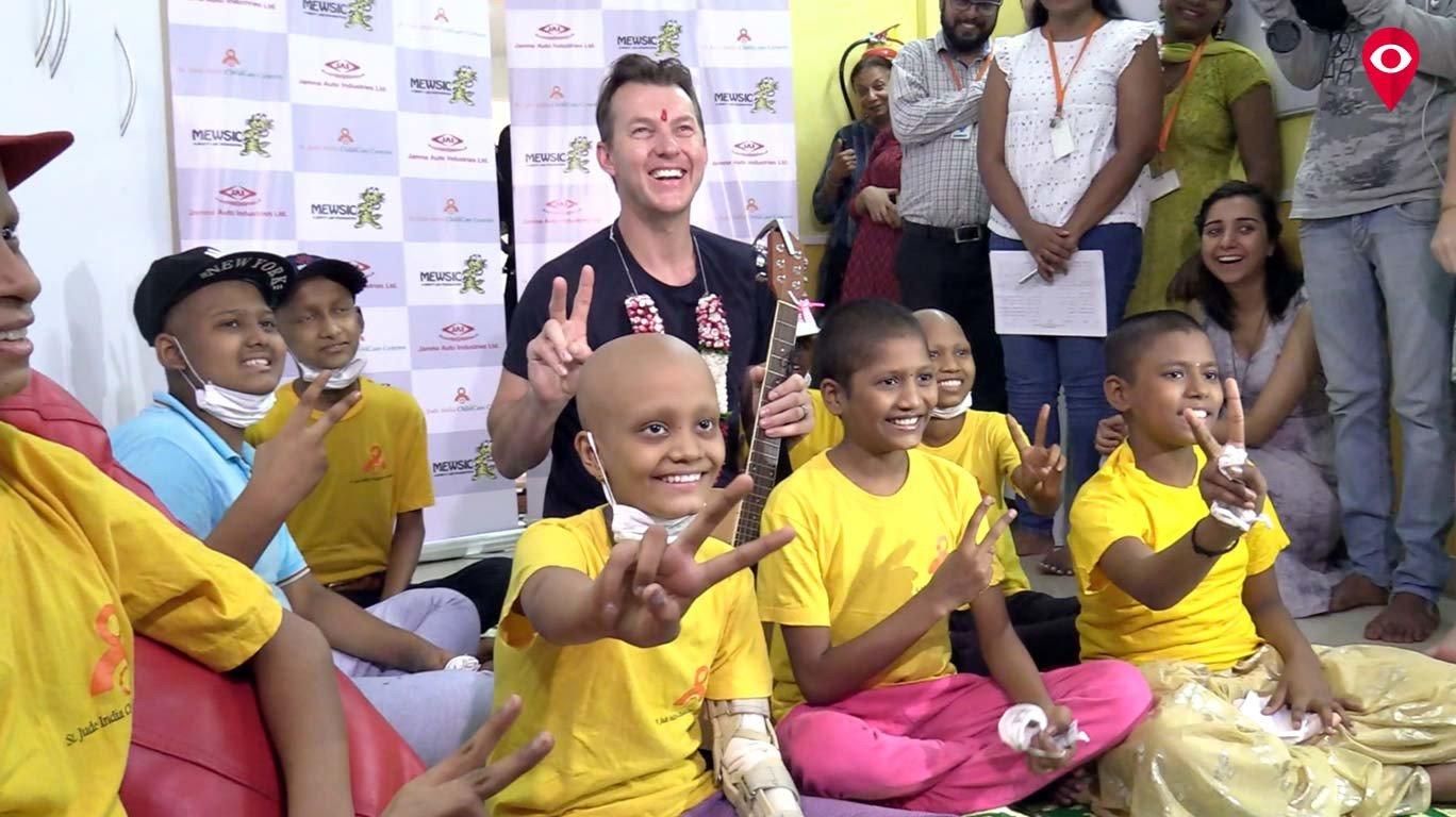 भारताला चॅम्पियन्स ट्रॉफी जिंकण्याची संधी - ब्रेट ली