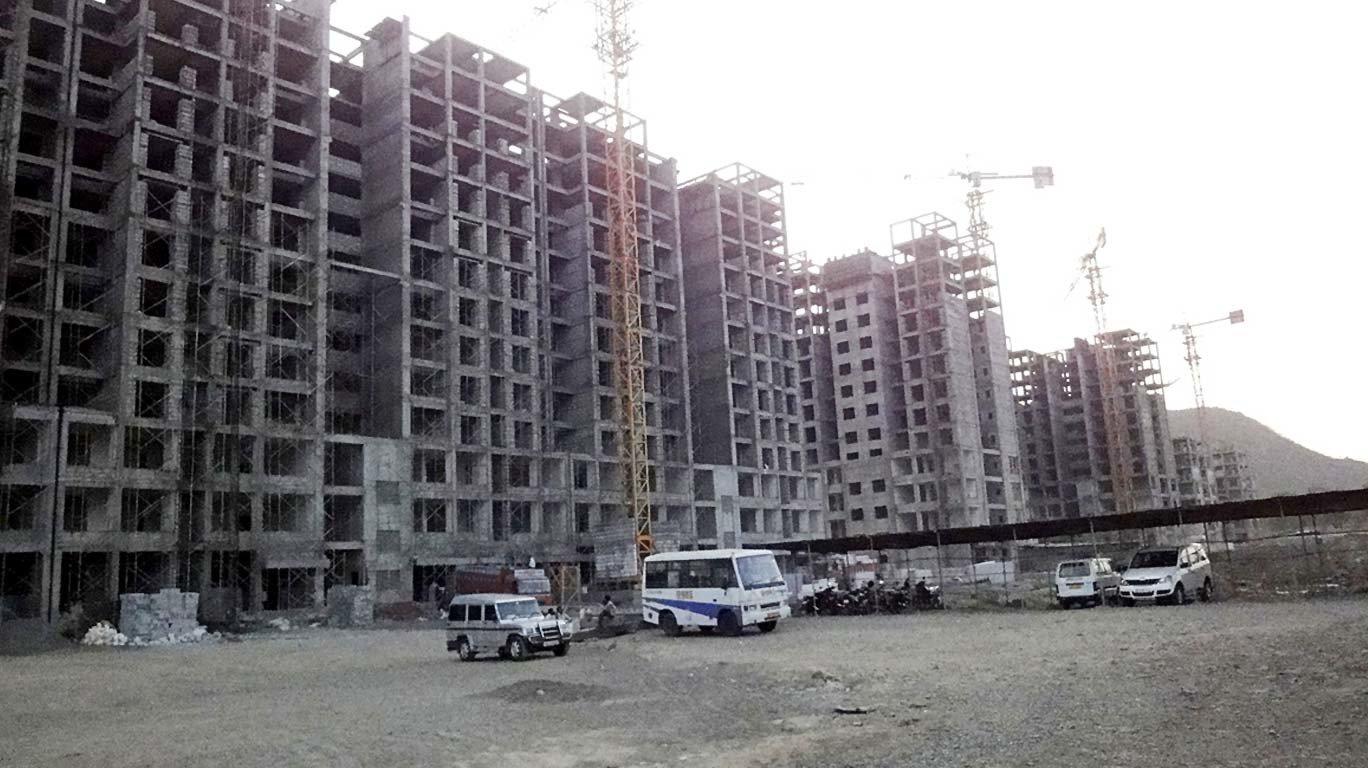 नवी मुंबईकर व्हायचंय? येतेय सिडकोची ८ हजार घरांची बंपर लाॅटरी!