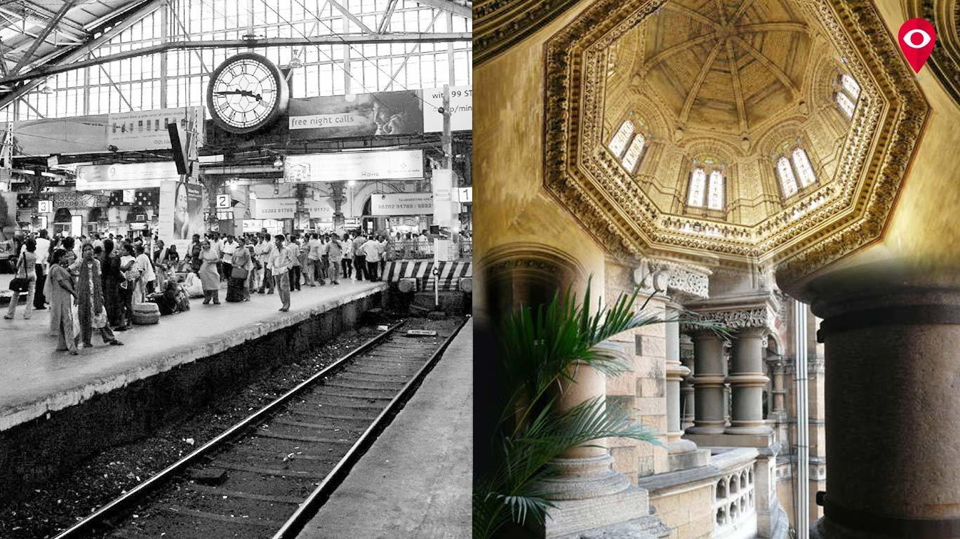 130 साल का हुआ सीएसटी स्टेशन