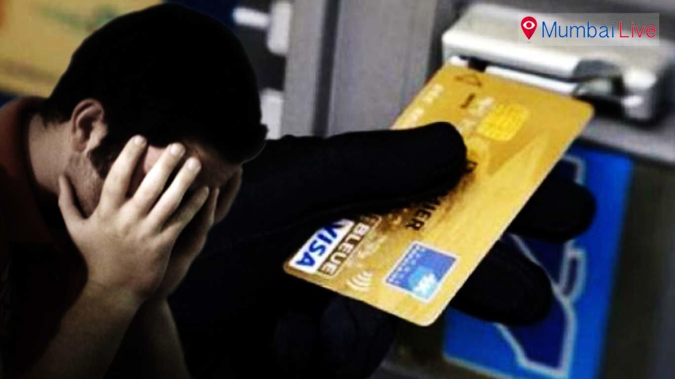 Debit card fraudster strikes again