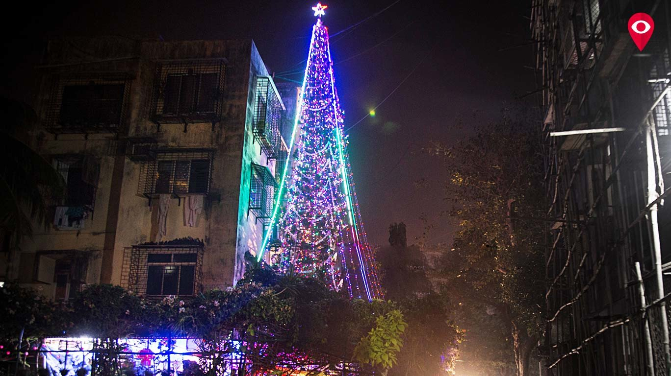 India's tallest Christmas tree is right here in Mumbai!