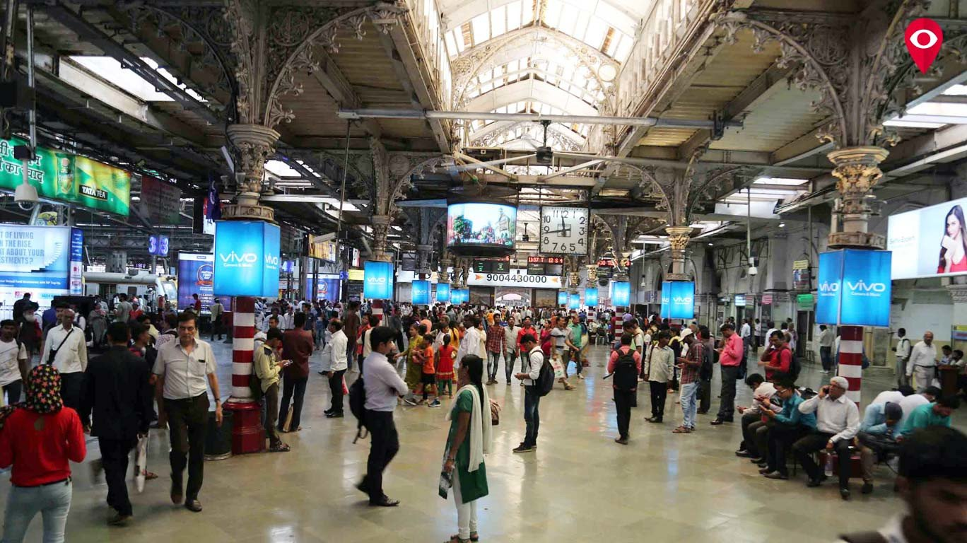 Central Railways install four HVLS fans