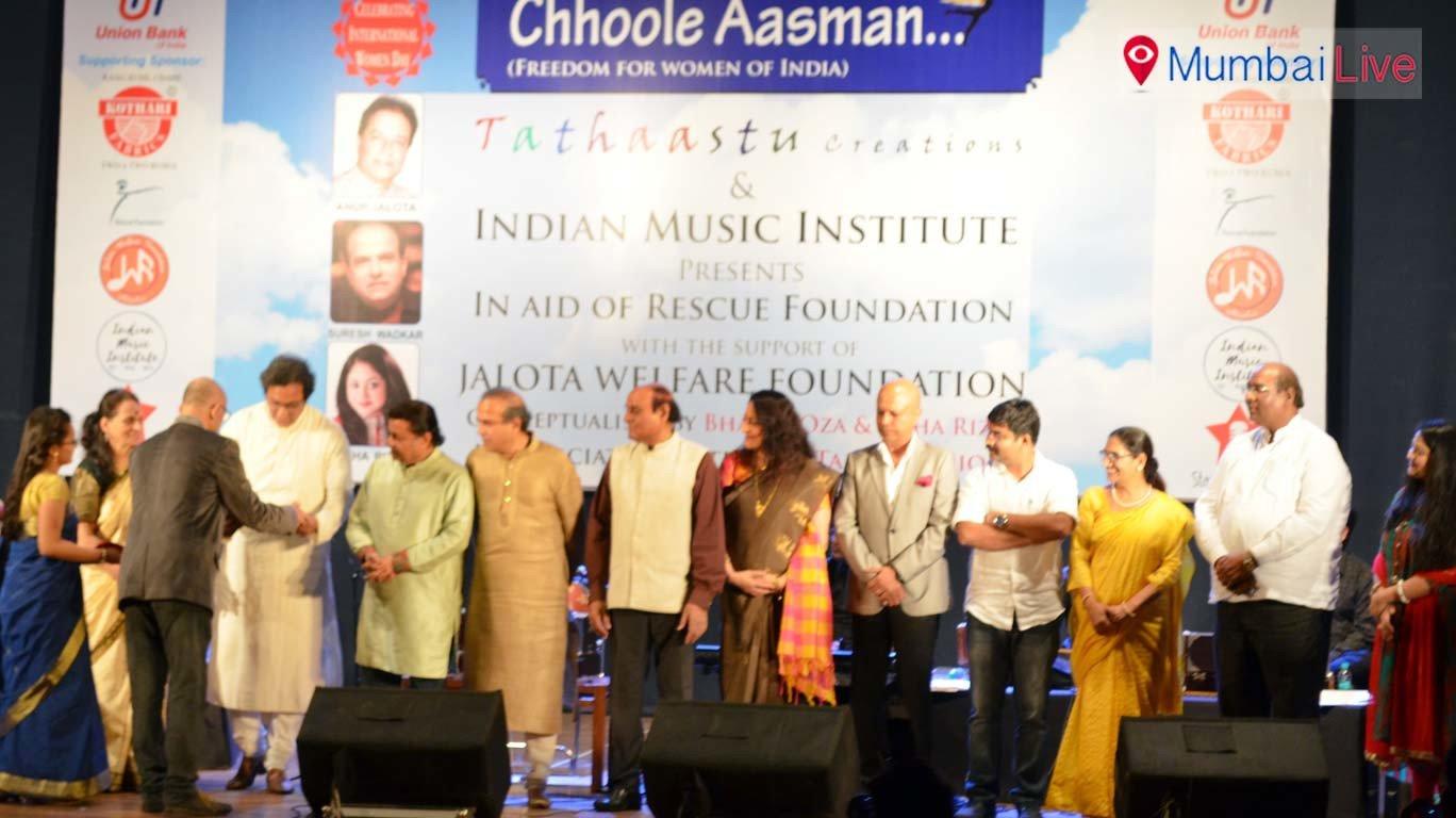 Tathastu Creation hosts 'Chhule Aasman' for orphans