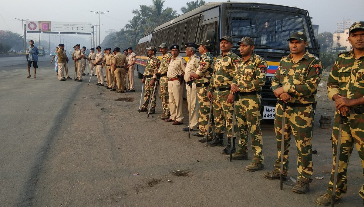 Update: Mumbai Bandh called off; Here's what happened through the day