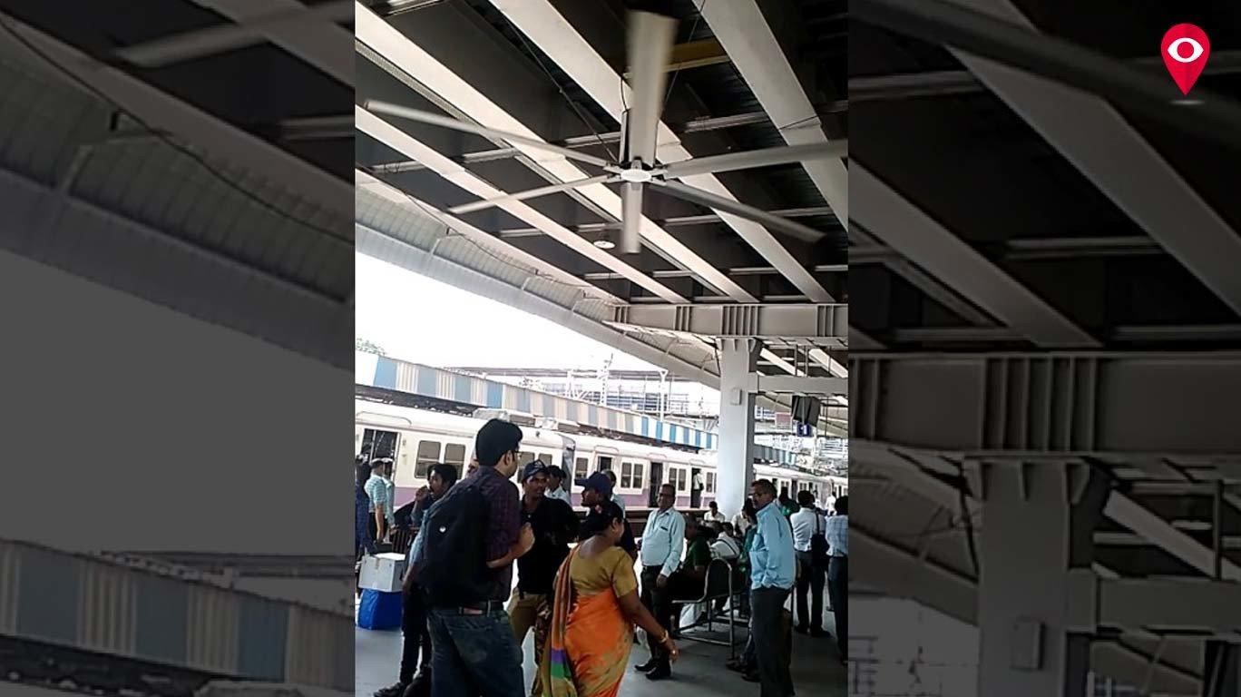 रेल्वेच्या जम्बो पंख्यांवर मुंबईकर खूश