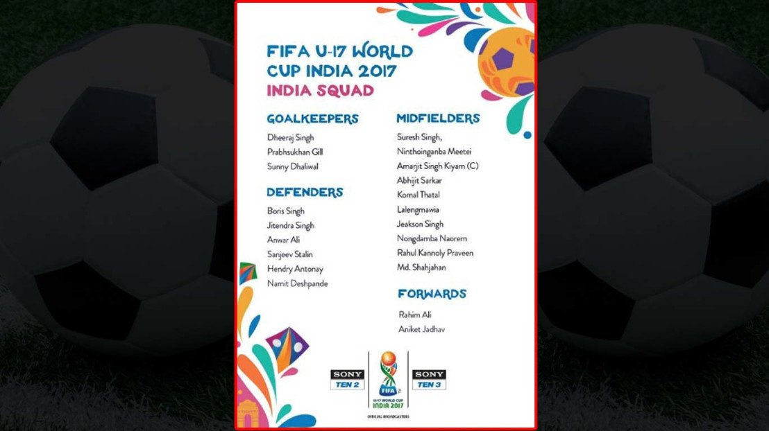 When football meets soccer: India v USA U-17 WC Preview