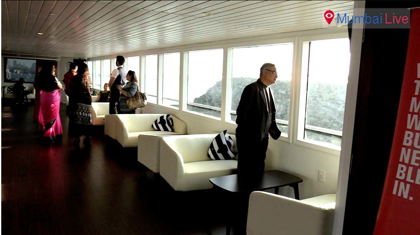 Hop aboard the AB Celestial- Mumbai's first floating hotel