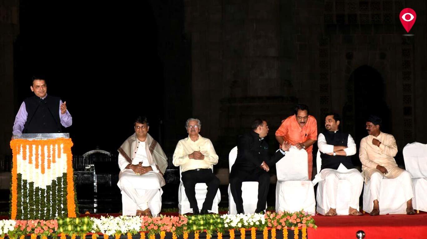 गेट वे ऑफ इंडियावर दिसणार मुंबईचा इतिहास!