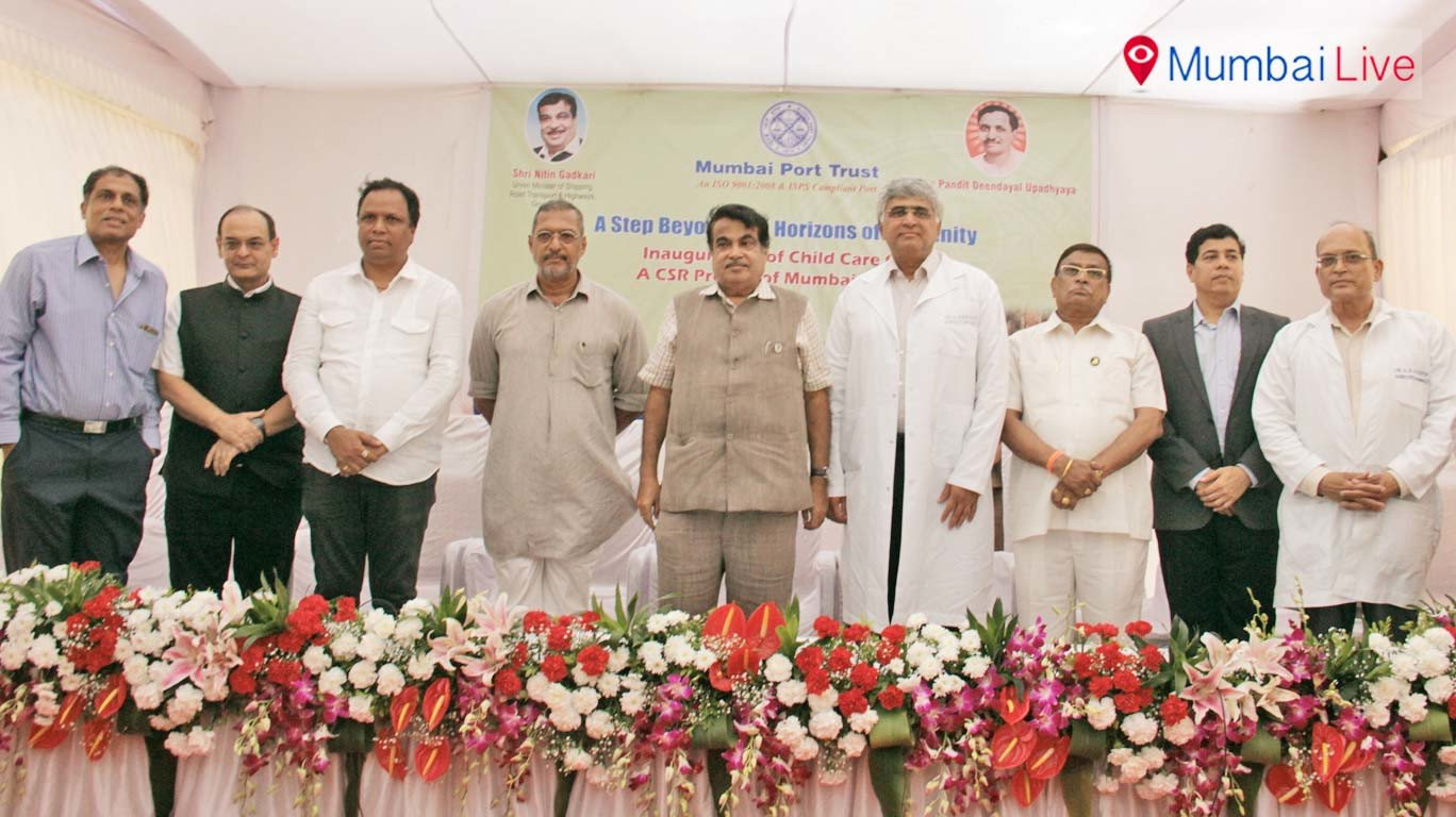 No child cancer patient will return without treatment- Nitin Gadkari