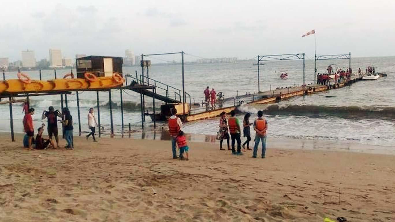 आता, मुंबई्च्या बीचवर बिनधास्त पिता येईल दारू!