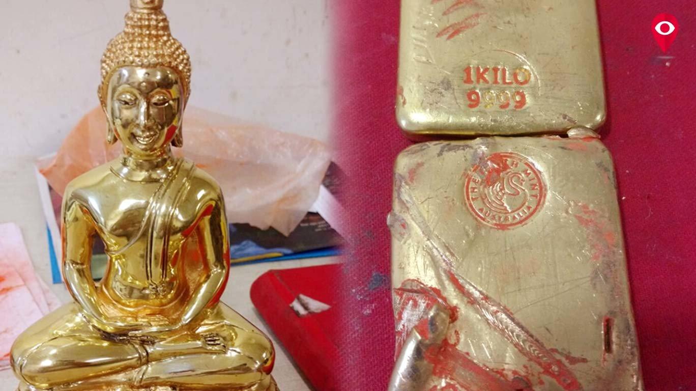मुंबई विमानतळावर पुन्हा सापडलं सोनं