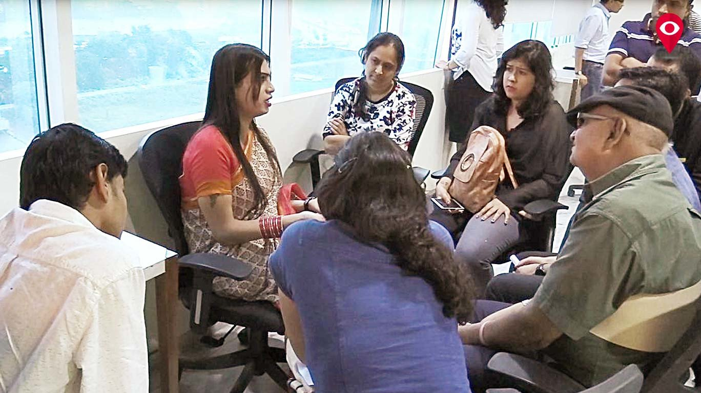 Human Library Mumbai's August Connect Swims To Success!