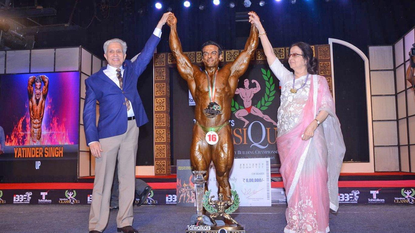 मुंबईकर सुनित जाधव तळवलकर क्लासिक स्पर्धेत उपविजेता