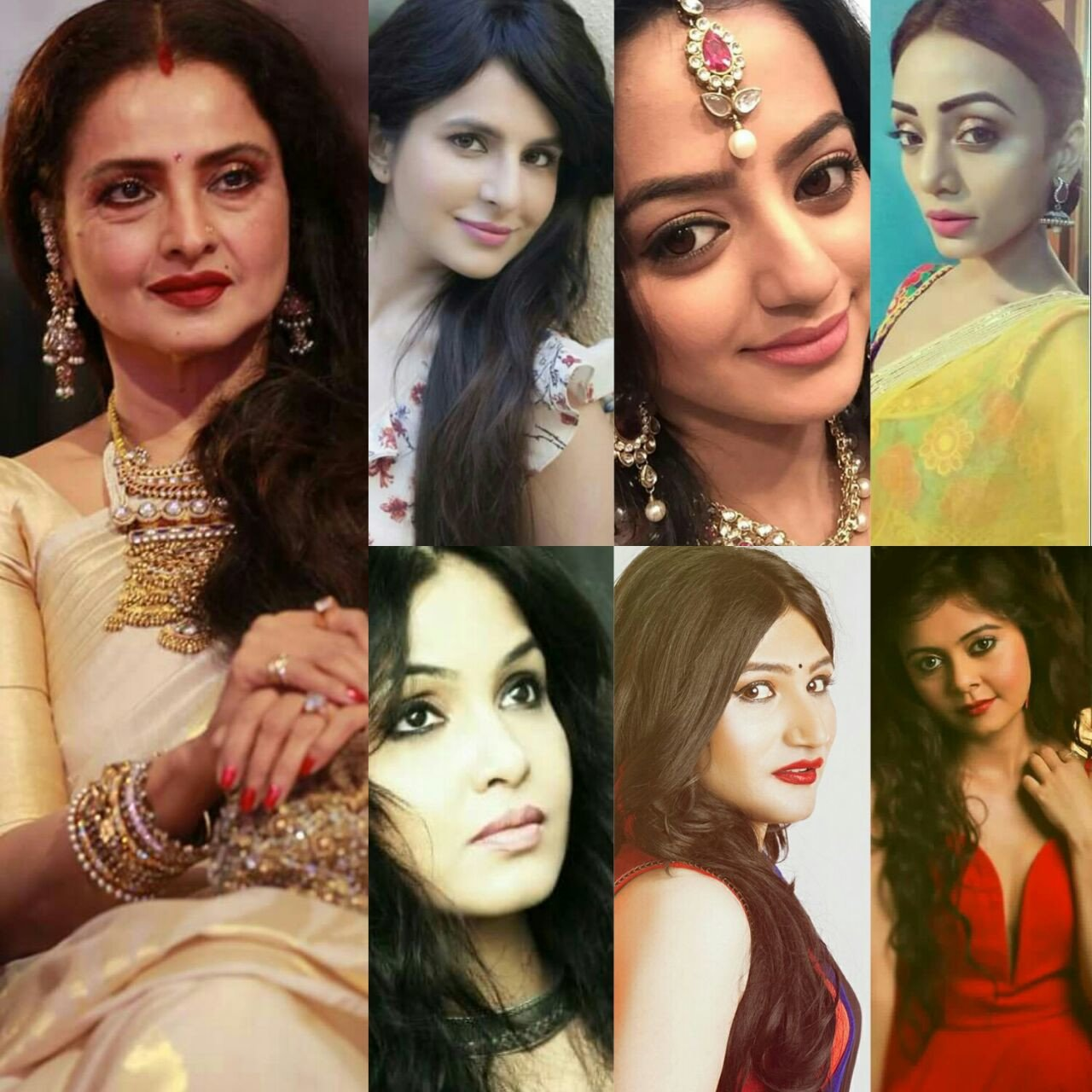 Rekha Birthday Special: TV actresses talk about the legend as an inspiration
