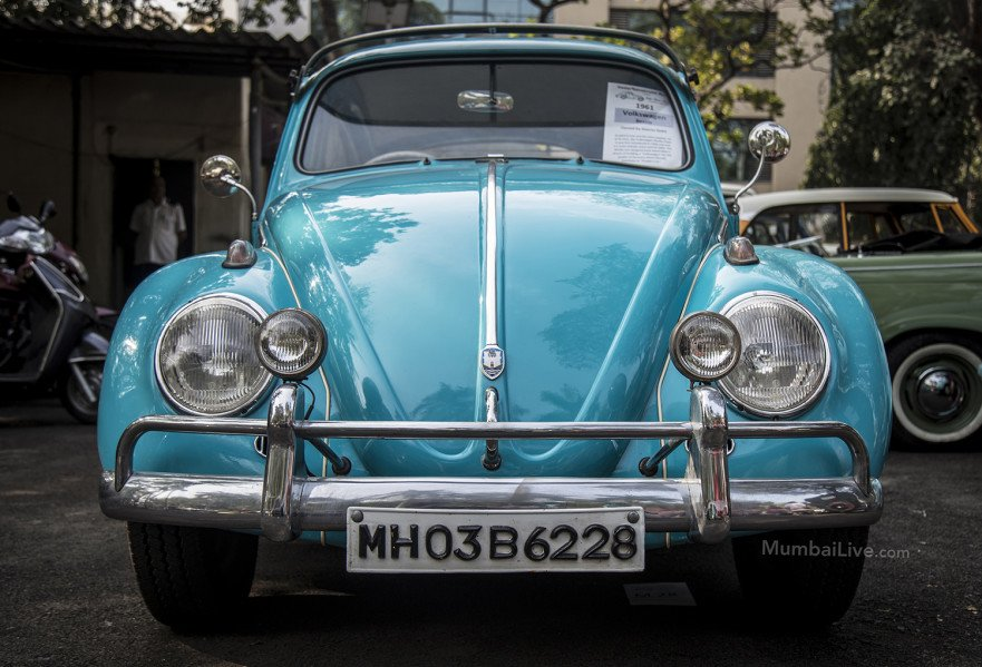 Vintage cars exhibition — Beauty, passion, class at one go