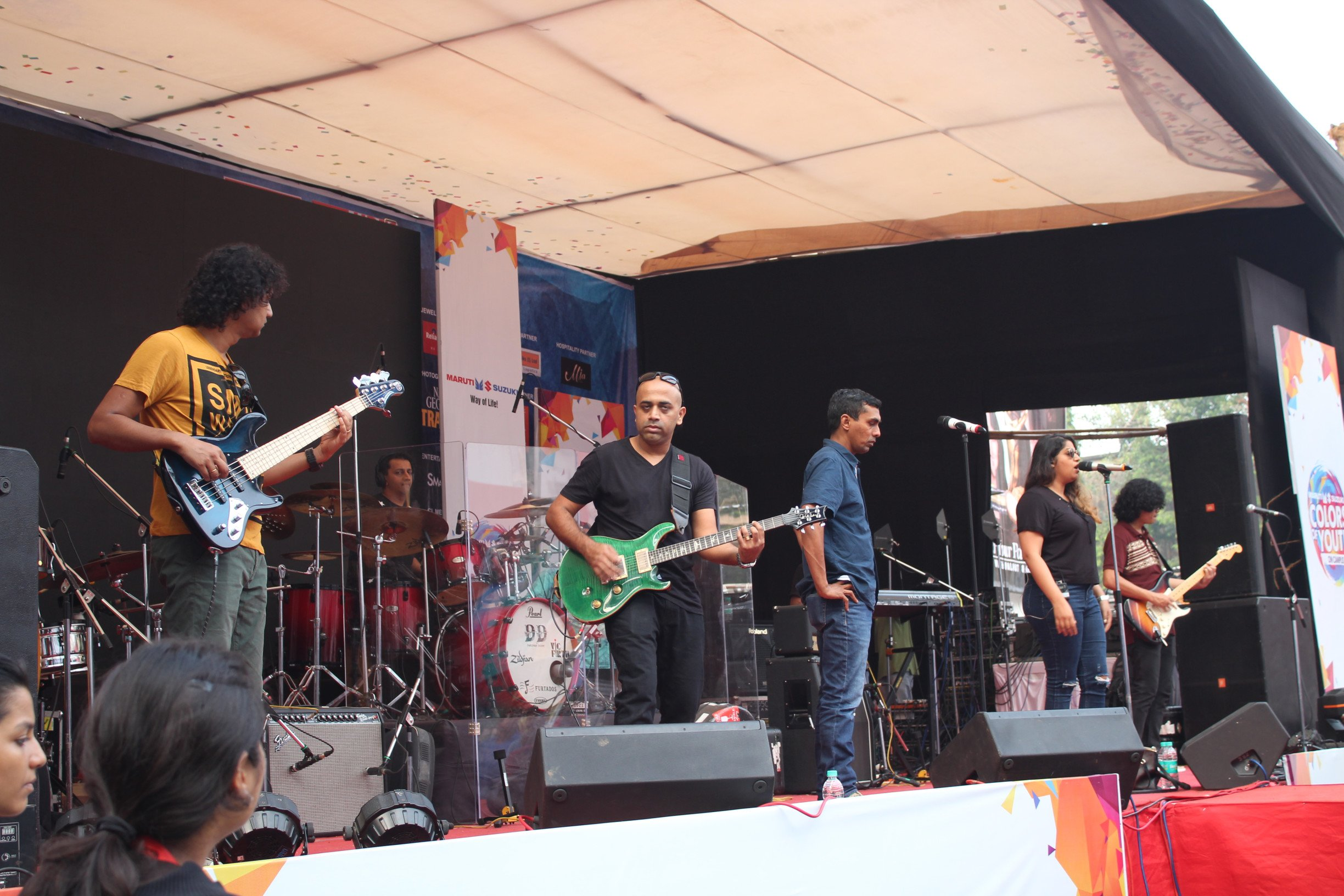 Mithibai's 'Kshitij' fest rocks the youth circuit with an exemplary theme and enormous footfall