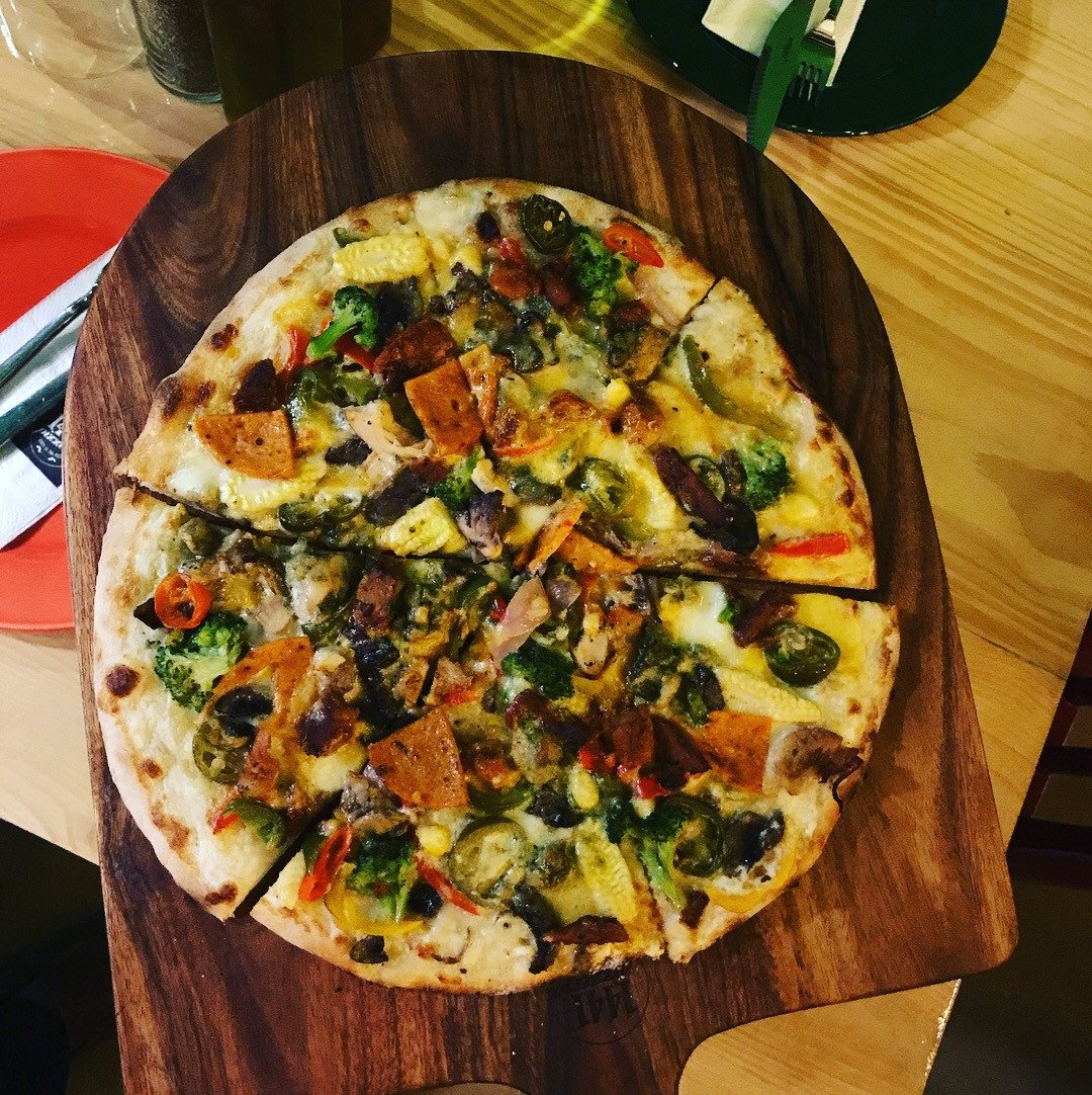 Looking for some authentic, wood-fired Italian Pizza? 1441 Pizzeria comes up with another outlet!