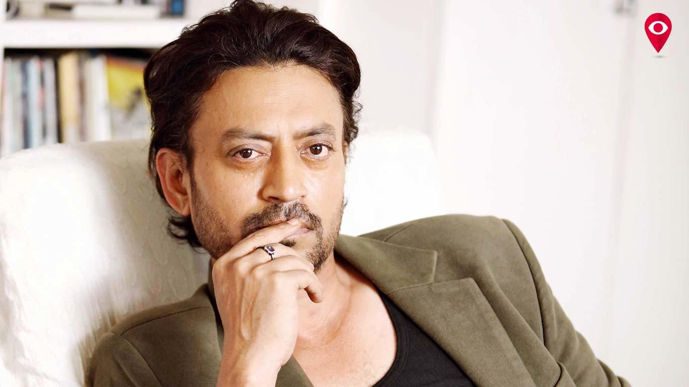 Irrfan Khan gets candid with Mumbai Live