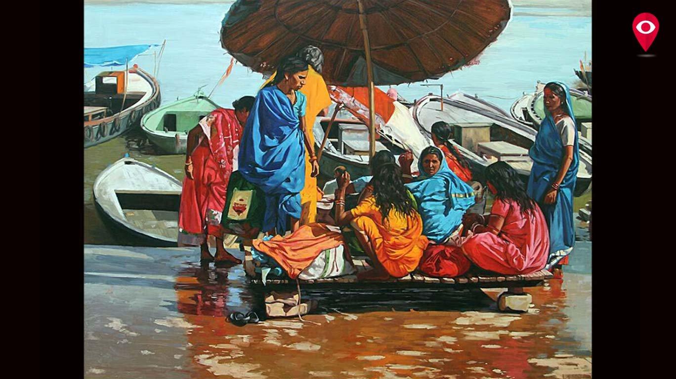 जहांगीरमध्ये अवतरले देखणे 'बनारस'