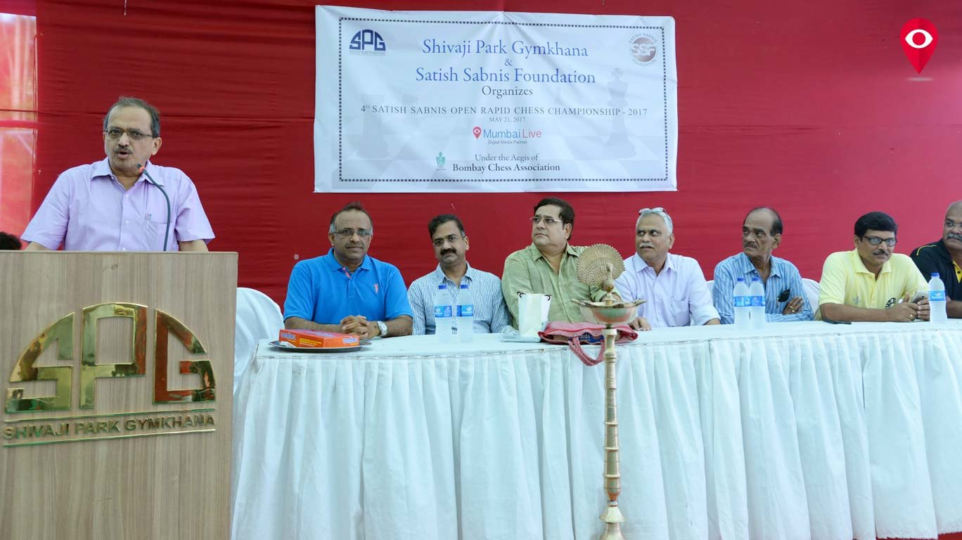 Satish Sabnis Open Rapid Chess Championship concludes on high note