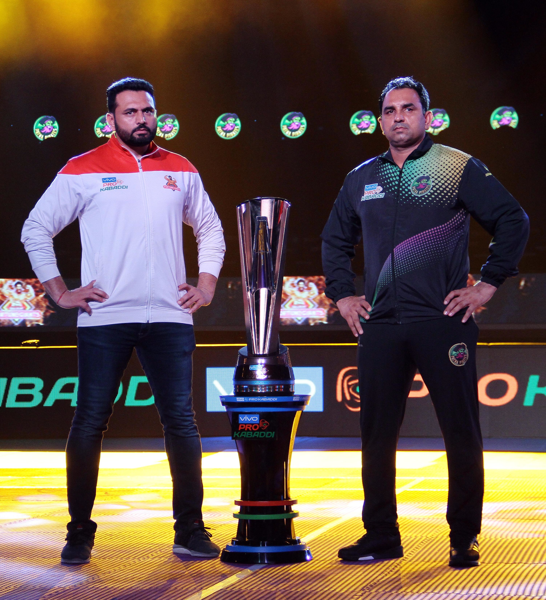 Pro Kabaddi Season 5 #FinalPanga: Gujarat Fortunegiants to face defending champions Patna Pirates