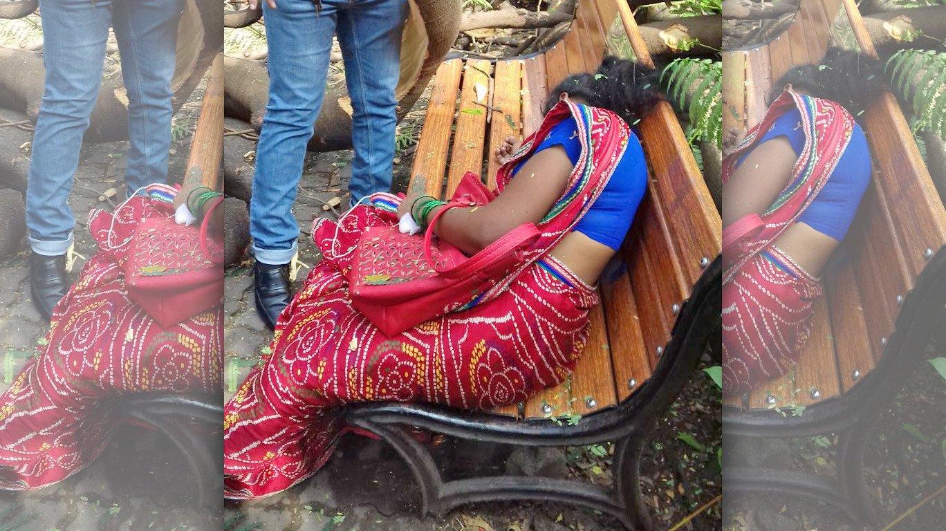 चेंबूर में पेड़ गिरने से महिला की मौत !