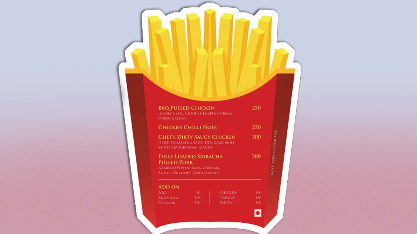 Rejoice fries lovers! 'Game of Fries' at Le Café is here to help your hunger pangs