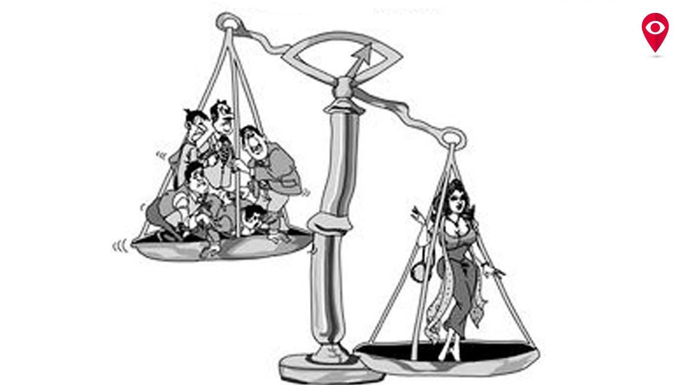 'पुरुषांना' न्याय कधी मिळणार?