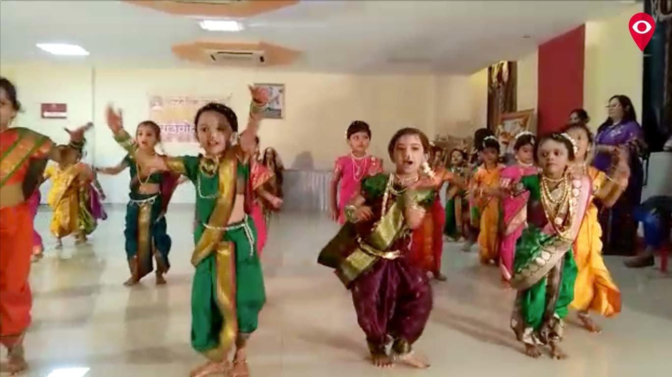 मंगळागौरच्या माध्यमातून संस्कृतीची जपणूक