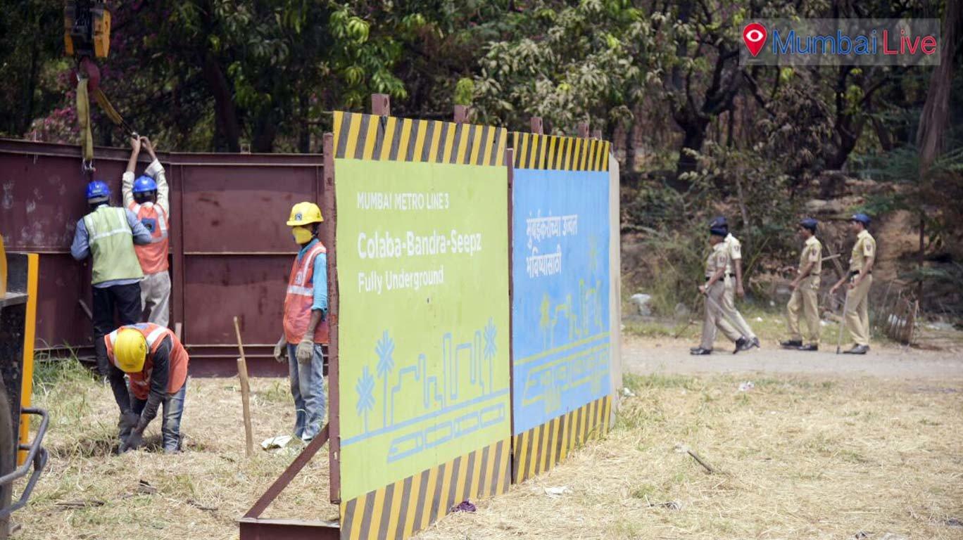 MMRC begins soil testing work at Aarey colony despite stay orders