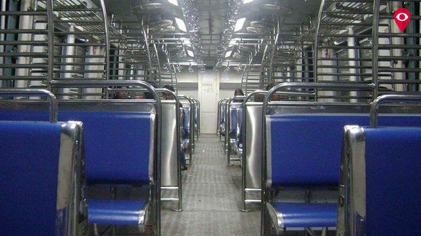 I can't travel alone in a Mumbai local!