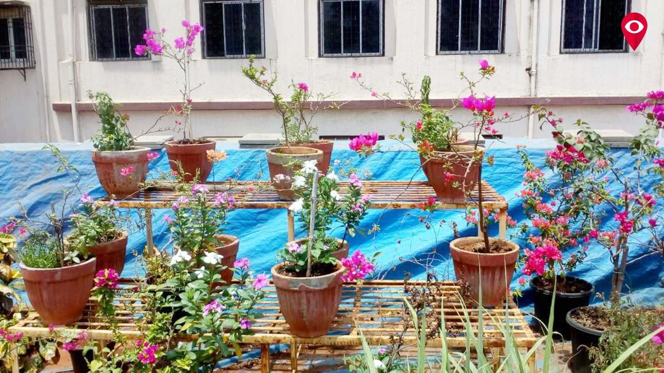 टाकाऊ फुलांपासून माहीम चर्चने केली बायोगॅसची निर्मिती