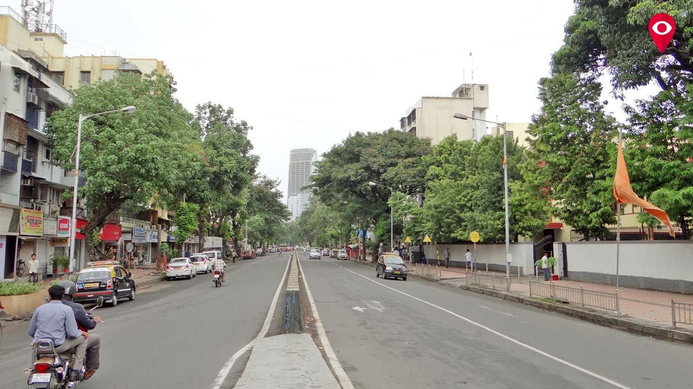 Mahim's L.J. Road and the history behind it
