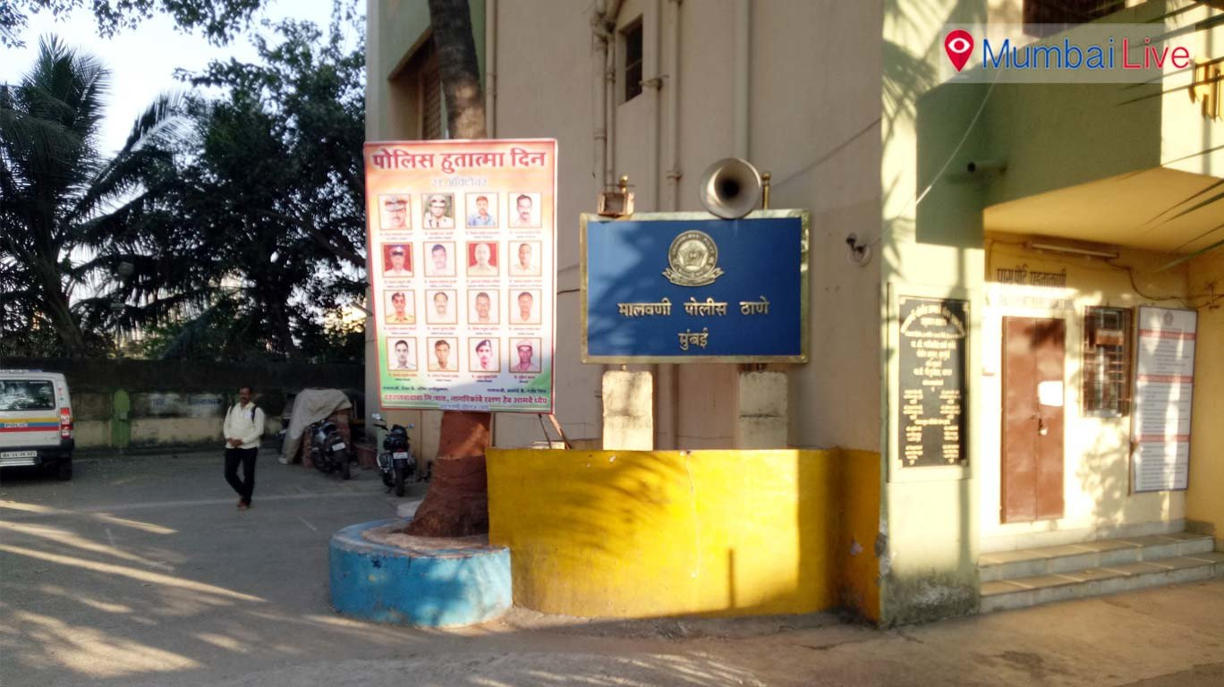 Malwani police arrests three for beating up party worker