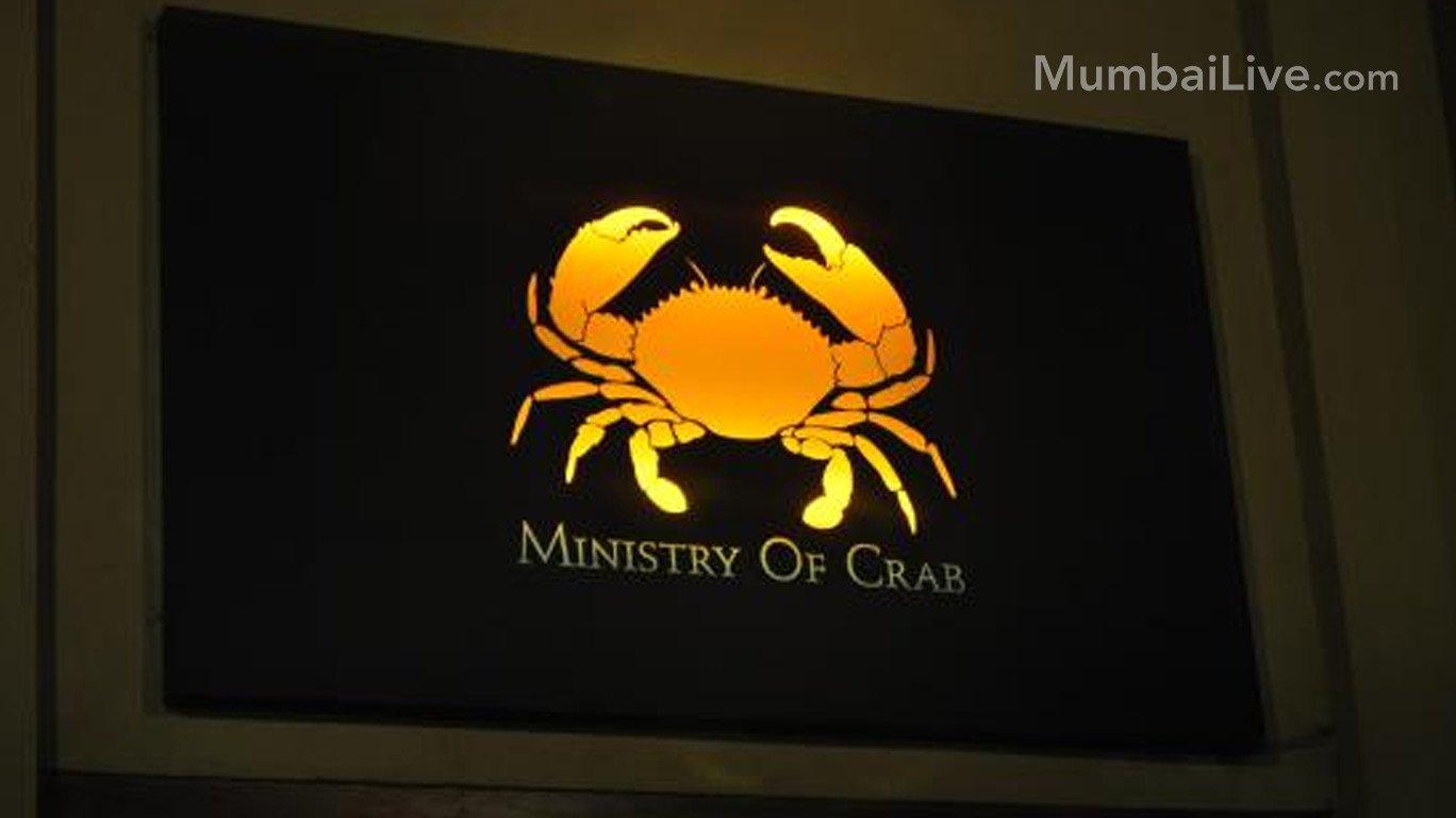 Crab Alert! Ministry of Crab all set to land in Mumbai