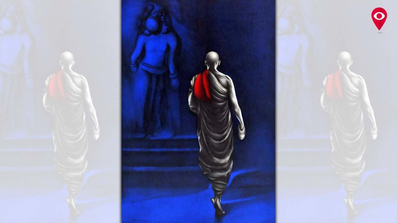 Art Exhibition at Nehru Centre