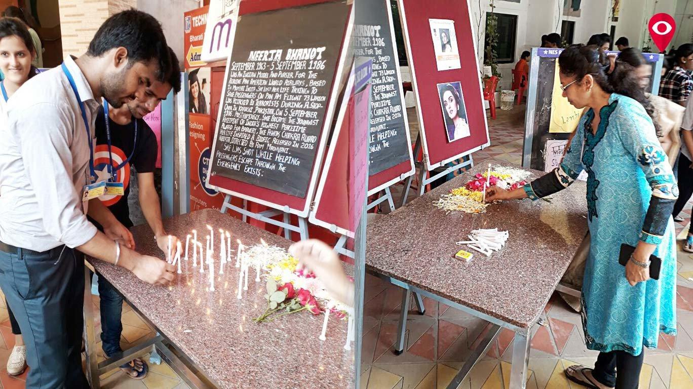 Remembering Neerja's bravery on her birthday