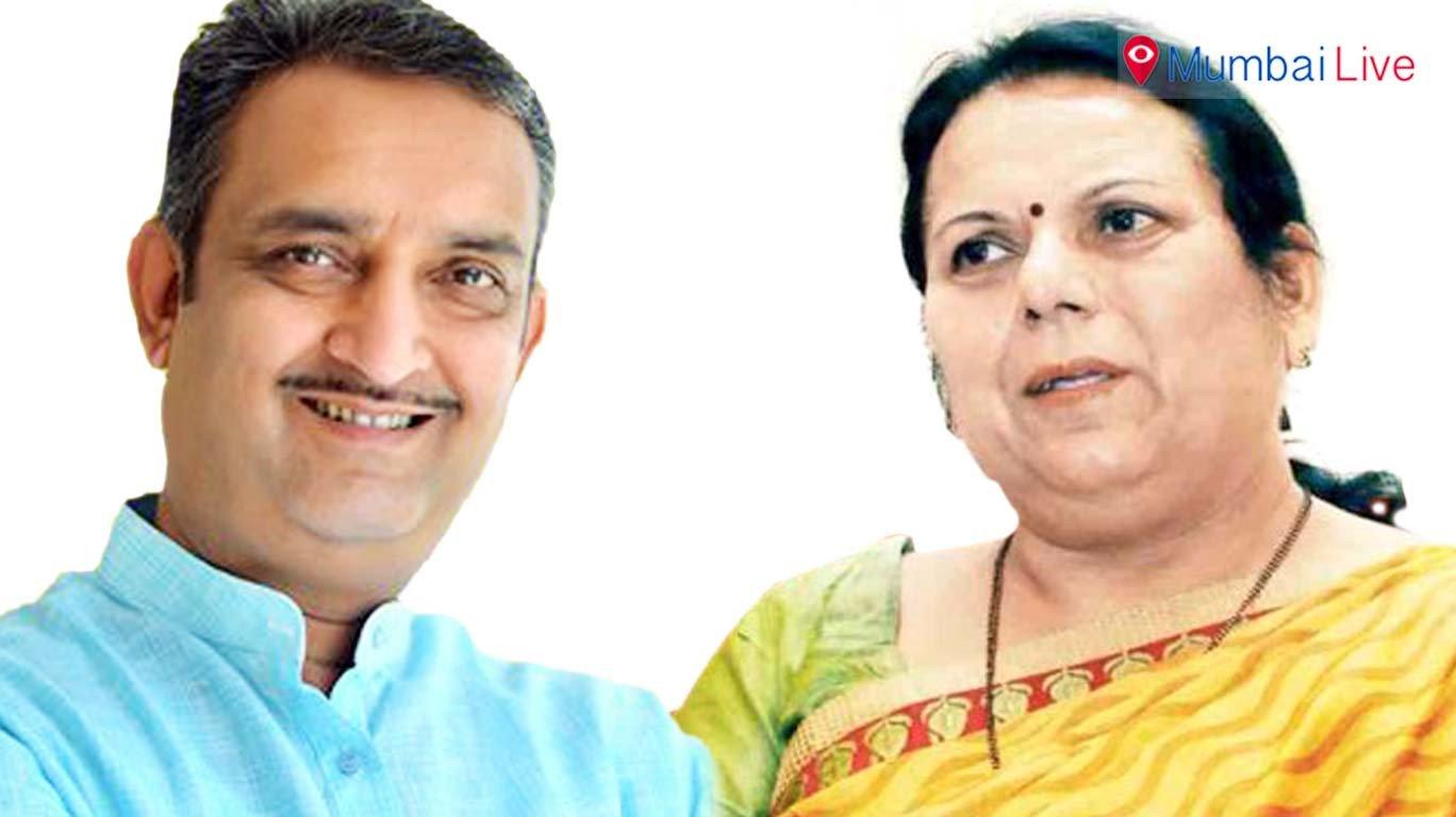 विवादित बयान देकर फंसे बीजेपी नेता, उठी निलंबन की मांग