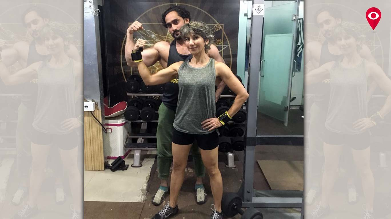 Meet Mumbai's Nishrin Parikh, the 51-year old inspiring fitness enthusiast