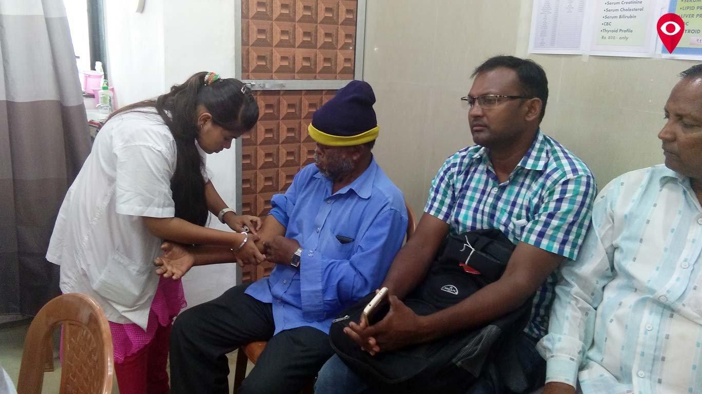 'वन रुपी क्लिनिक'मध्ये मलेरिया, डेंग्यूची चाचणी 500 रुपयांत