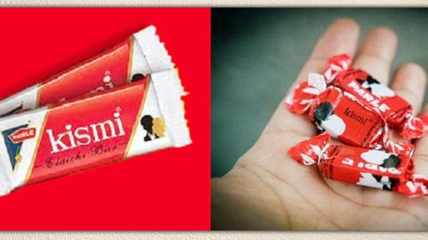 Good old chocolates and candies which remind us of our childhood